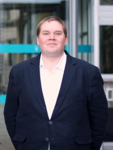 Leder i SPiN, Bjørn Dinesen. Foto: Elisabeth Dimby