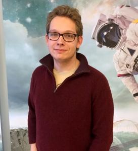 Ole Marius Svendsen. Foto: Erik Devold