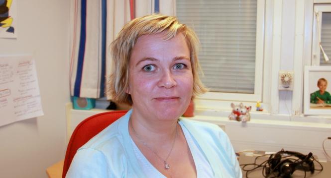 Hilde Henriksen er ukens ansatt. Foto: Frøya Hodges